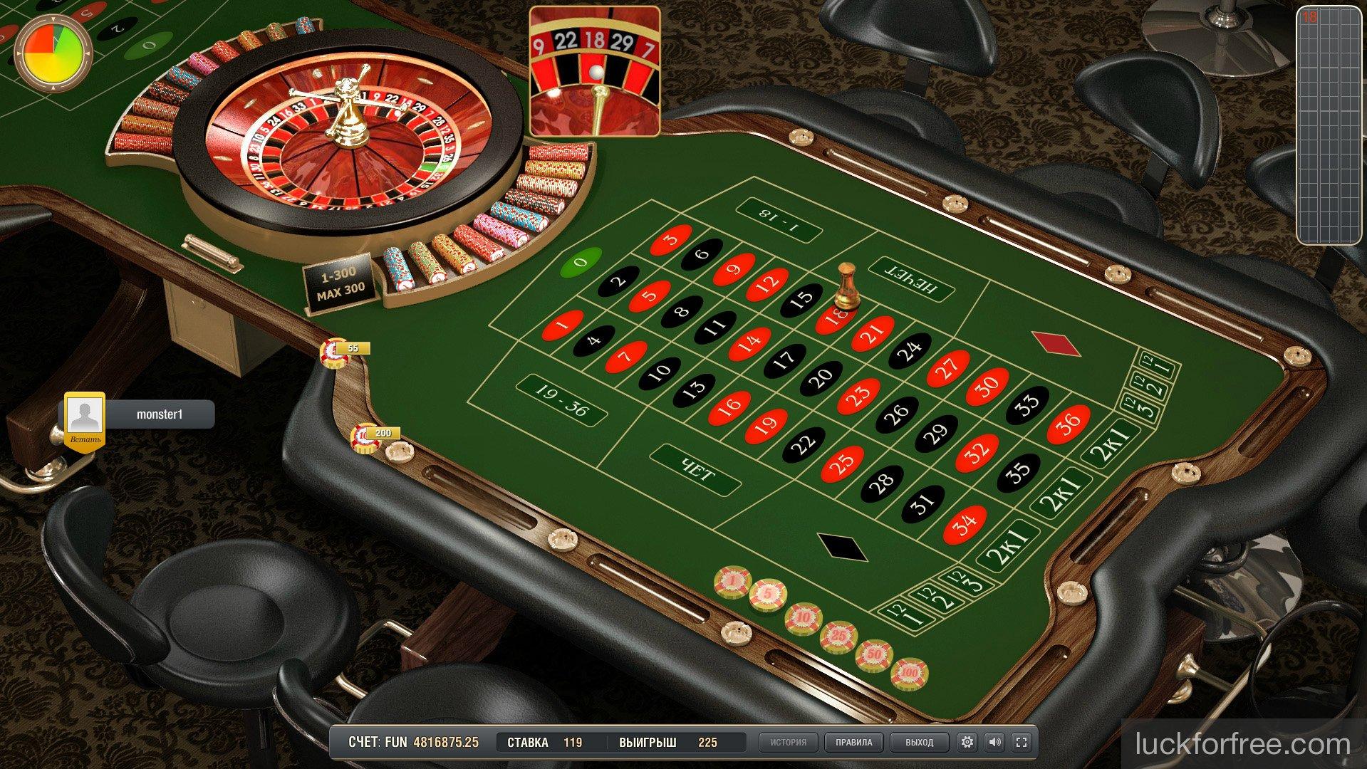 Игровые автоматы казино рулетка elp